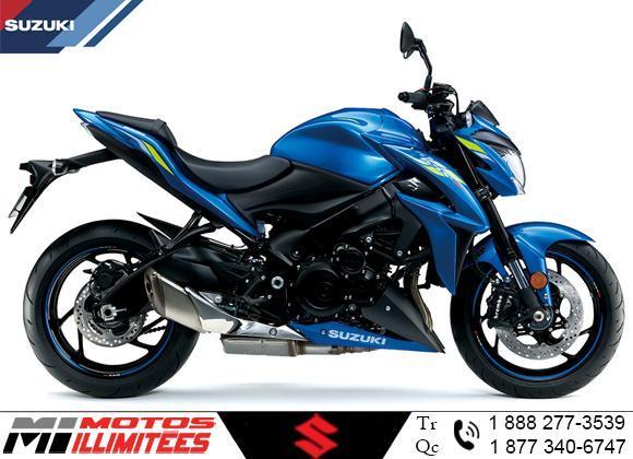 Suzuki moto occasion besancon