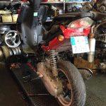 Moto biker