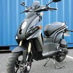 Argus scooter peugeot