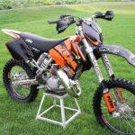 Moto cross prix occasion