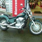 Moto occasion custom honda