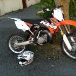 Moto crosse 50cc occasion