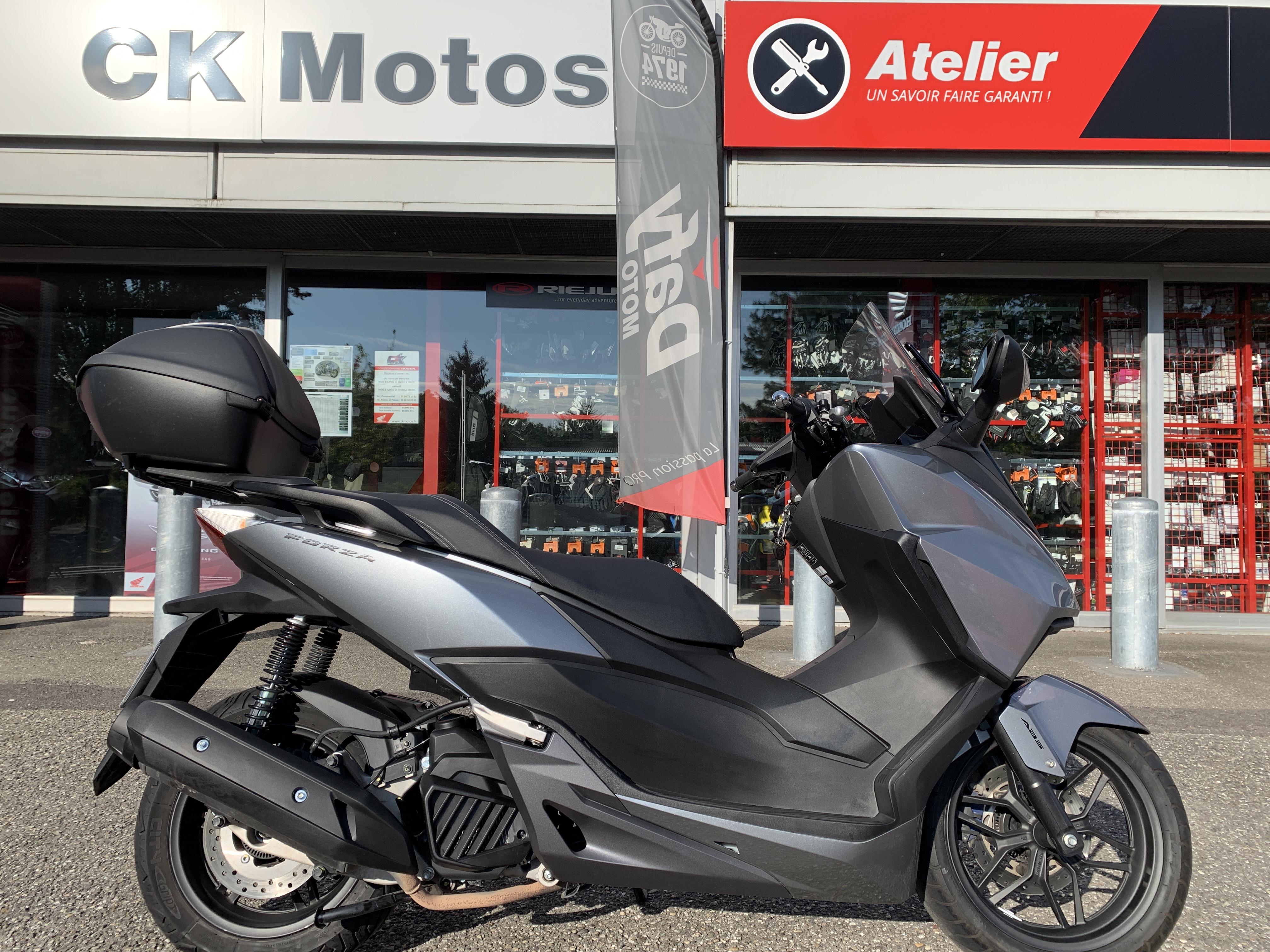 Recherche moto 125 occasion
