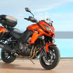 Franck moto