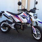 Moto 50cc d'occasion