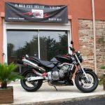 Vente des motos occasion en france