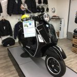 Concessionnaire de scooter