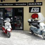 Concessionnaire moto 31