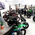 Magasin de vente de moto