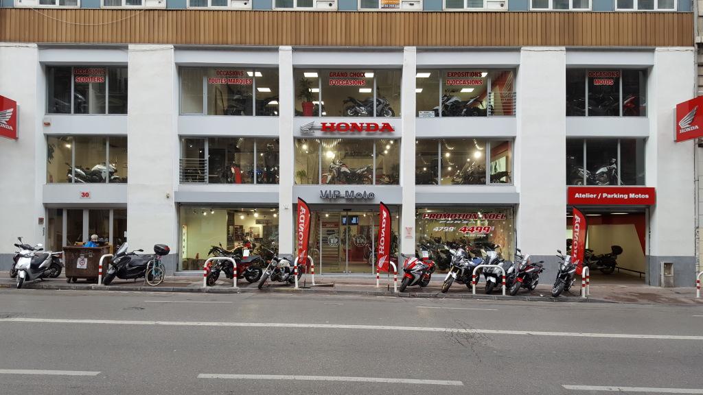 Concessionnaire honda moto 93