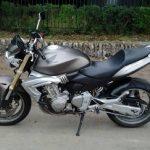 Annonce moto occasion honda