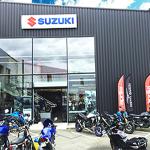 Vente moto suzuki