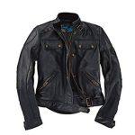 Blouson moto belstaff cuir