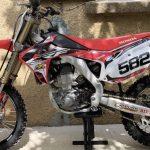 Leboncoin motocross