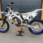 Moto cross occasion idf