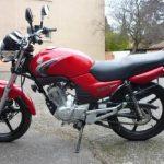 Moto occasion yamaha 125 ybr