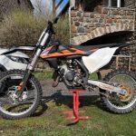 Moto trial occasion auvergne