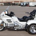 Moto trike honda occasion