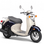 Leasing scooter yamaha