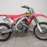 Moto cross occasion adulte