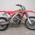 Moto cross d occasion a vendre