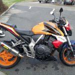 Moto honda roadster occasion