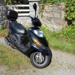 Annonce vente scooter occasion