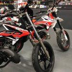 Moto achat neuf
