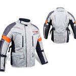 Blouson moto textile homme amazon