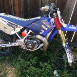 Motocross a vendre