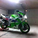 Annonce moto de piste