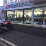 Suzuki moto ile de france