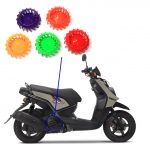 Yamaha accessoires scooter