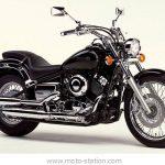 Moto occasion yamaha dragstar 650
