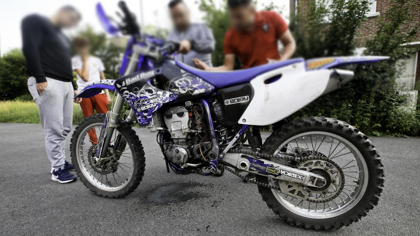 Motocross à vendre sur leboncoin