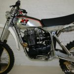 Moto cross occasion vintage
