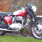 Moto ancienne occasion bsa
