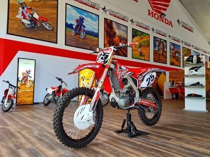 Magasin equipement moto cross