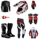 Vente equipement moto cross