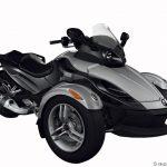 Moto sur 2 roues
