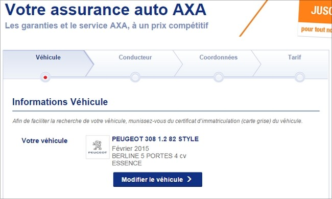 Assurance voiture internet