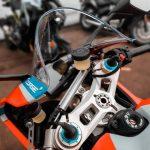 Moto trial occasion corse