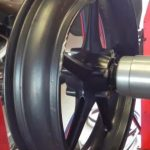 Reparation roue moto