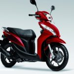 Occasion scooter honda vision 110