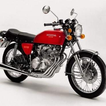 Moto honda four occasion