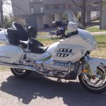 Moto occasion honda goldwing 1800