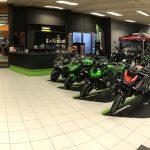 Kawasaki concessionnaire moto