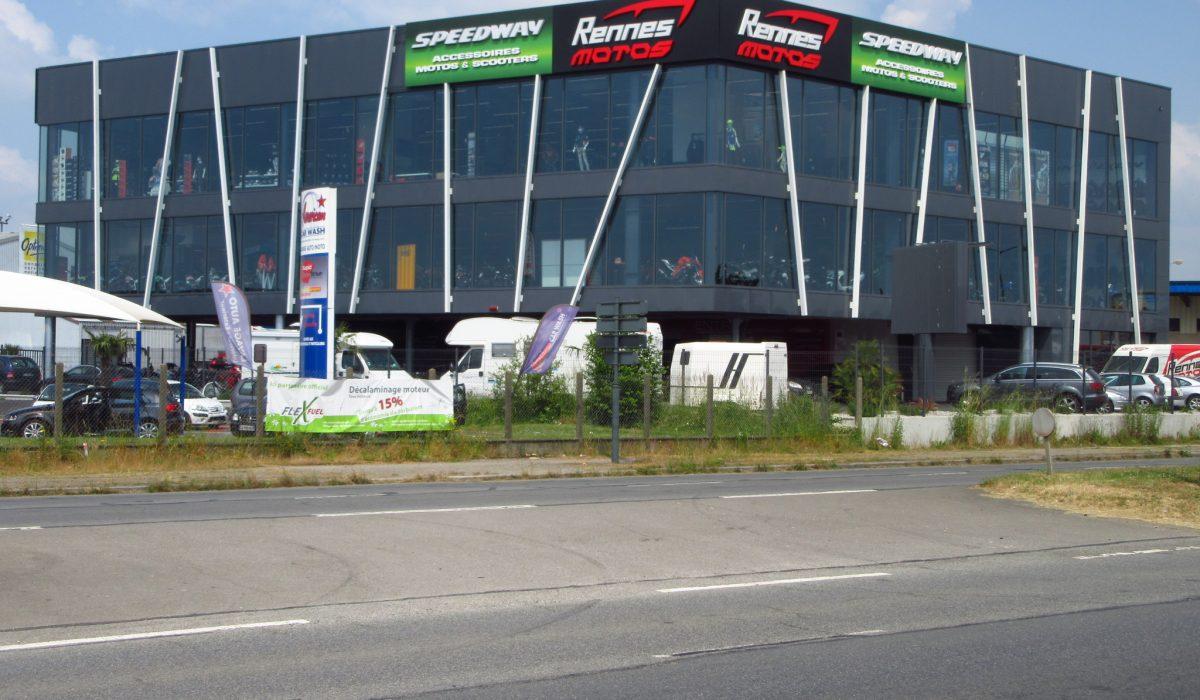Garage moto rennes