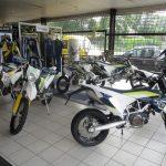 Marchand moto
