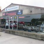 Garage moto namur
